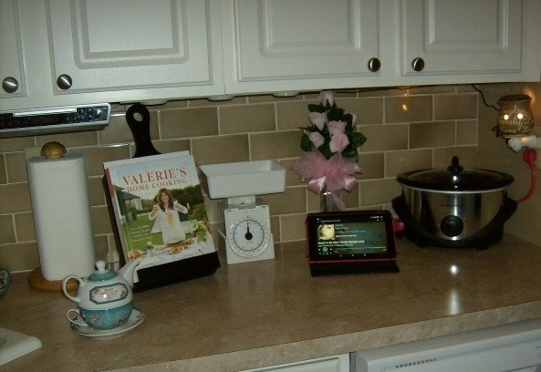 Kitchen in morning